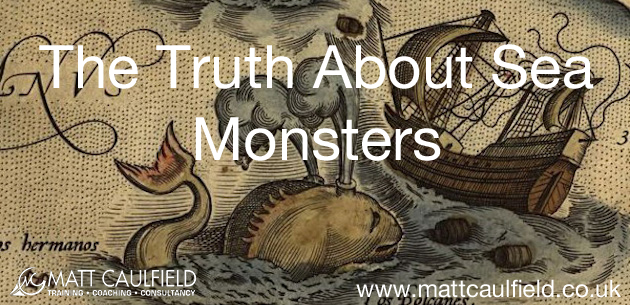 the truth about sea monsters