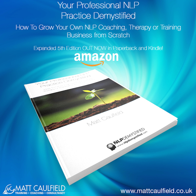 Your Professional NLP Practice Demystified