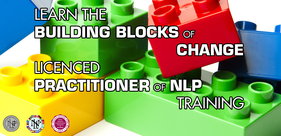 Licenced Practitioner of NLP