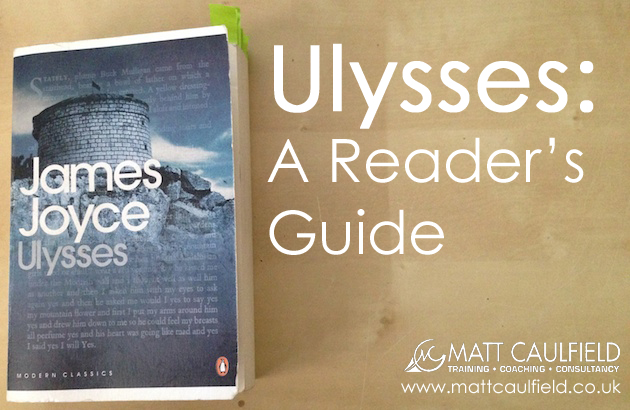 ulysses a readers guide