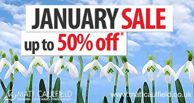 January Sale 2014