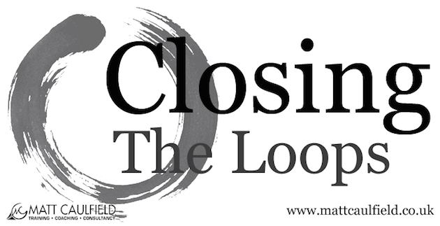 closing the loops