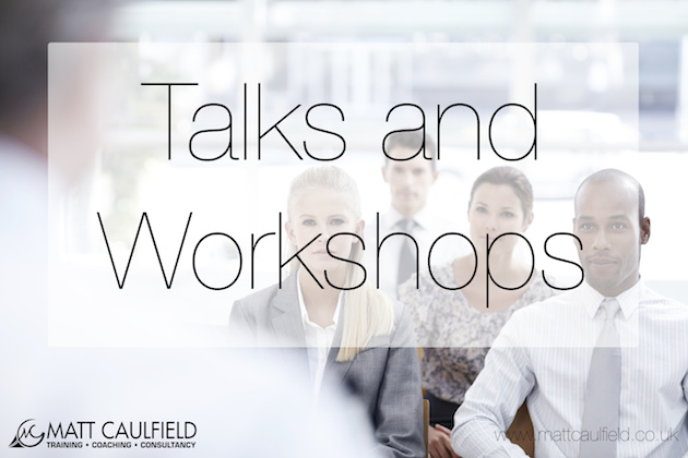Talks and Workshop