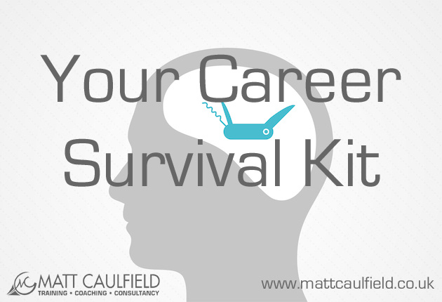 Your Career Survival ToolKit
