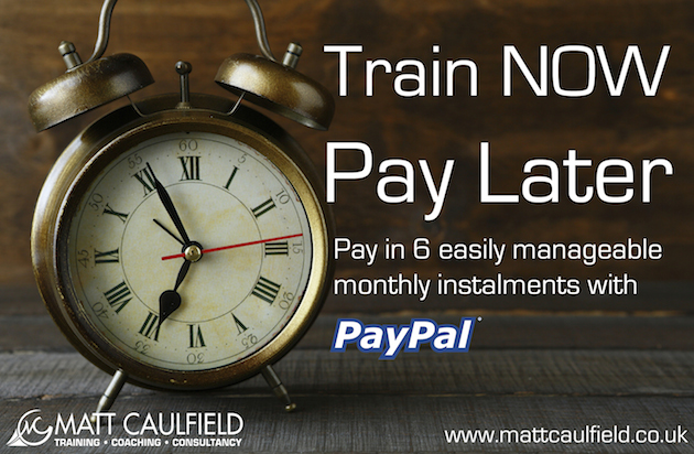 Train NOW Pay Later